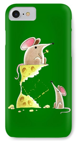 Living Dangerously  IPhone 7 Case by Andrew Hitchen