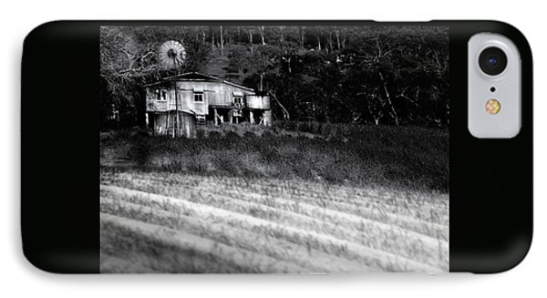Living On The Land IPhone Case