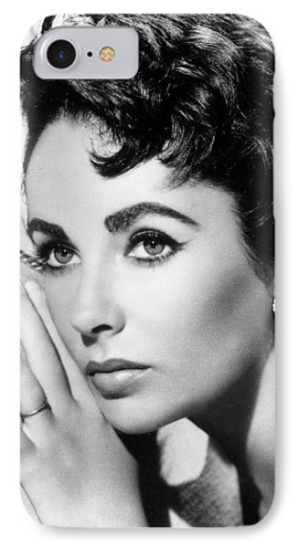 Liz Taylor IPhone Case by American School