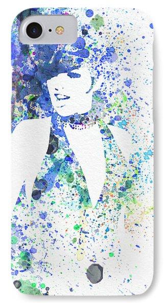 Liza Minnelli Cabaret IPhone Case by Naxart Studio