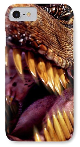 Lizard King Phone Case by Kelley King