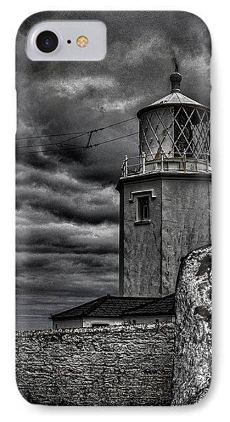 Lizard Lighthouse Cornwall IPhone Case