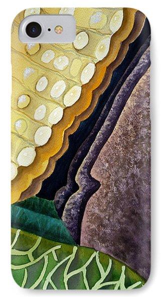 Lizard Skin Abstract IIi IPhone Case