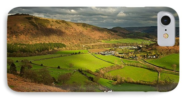 Llangollen In The Evening Light IPhone Case by Stephen Taylor