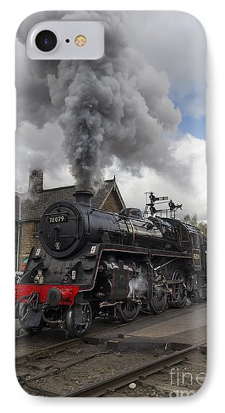 Lms Standard Class IPhone Case by David  Hollingworth