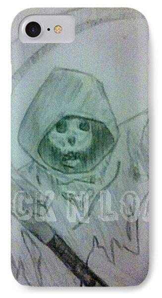 Lnl Reaper Specter IPhone Case