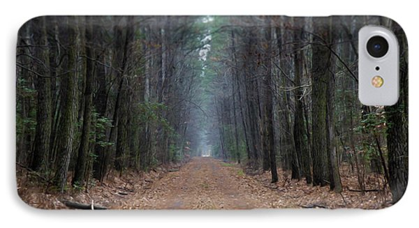 IPhone Case featuring the photograph Loblolly Lane by Robert Geary