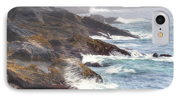 IPhone Case featuring the photograph Lobster Cove by Tom Cameron