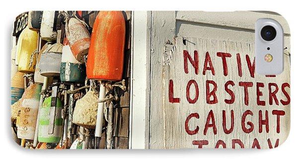 Lobster Shack. Phone Case by John Greim