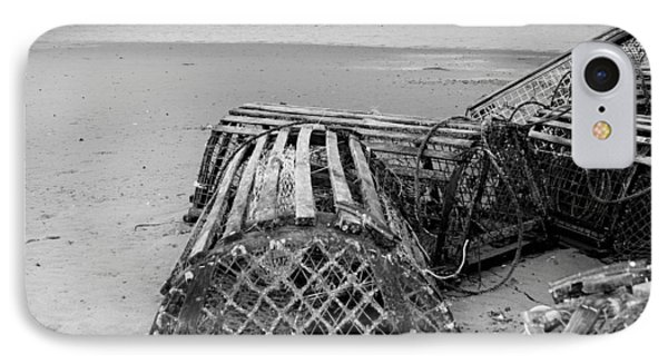 Lobstertrap IPhone Case by Dapixara Art