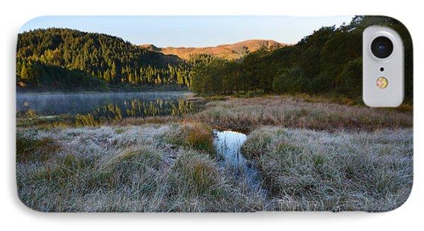 Loch Chon IPhone Case by Nichola Denny