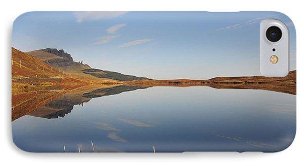 Loch Leatham IPhone Case by Nichola Denny