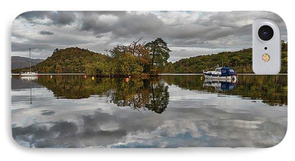 Loch Lomond At Aldochlay IPhone Case