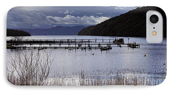 IPhone Case featuring the photograph Loch Lomond by Jeremy Lavender Photography