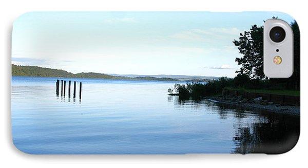 Loch Lomond IPhone Case by Mini Arora