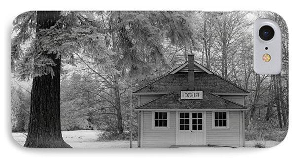 Lochiel School House Phone Case by Bill Kellett