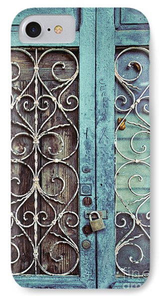 Locked Out IPhone Case by Ana V Ramirez