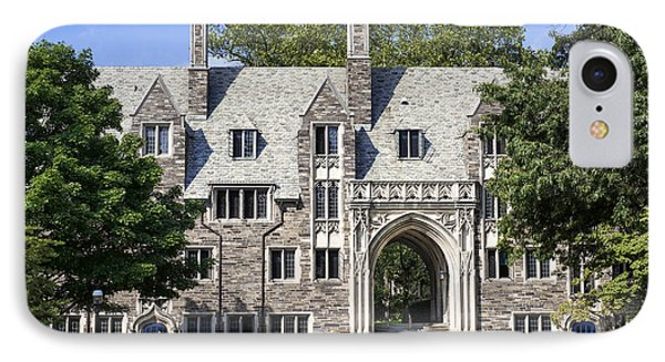 Lockhart Hall Princeton  Phone Case by John Greim