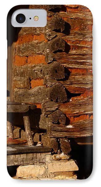Log Cabin IPhone Case