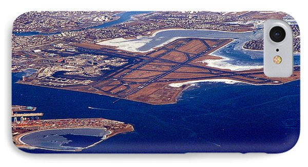 Logan Airport IPhone Case