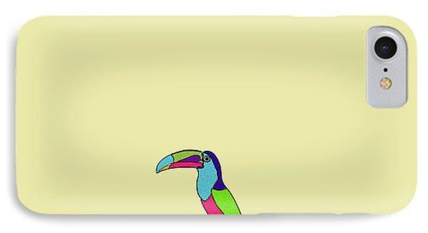Lolipop Bird IPhone Case