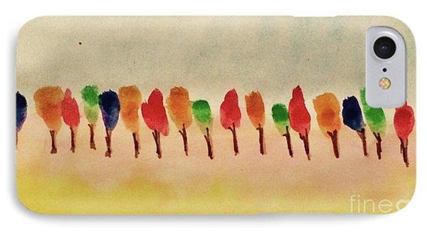 Lollipop Trees IPhone Case by Kim Nelson
