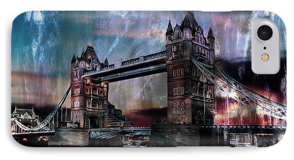 Tower Bridge IPhone Case by Gull G