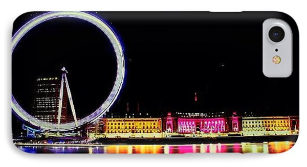 #london #british #photooftheday #bigben IPhone Case