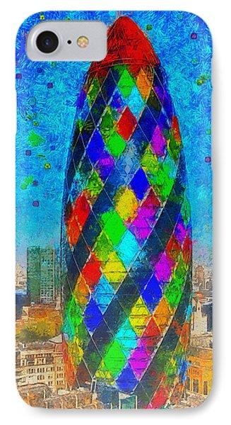 London Bullet - Pa IPhone Case by Leonardo Digenio