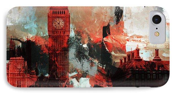 Big Ben London  IPhone Case by Gull G