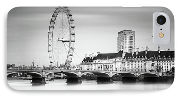 London Eye IPhone 7 Case by Ivo Kerssemakers