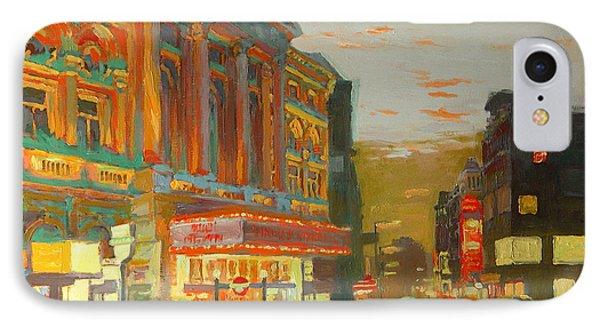 London Night  IPhone Case by William Ireland