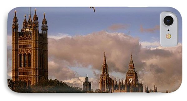 #london #parliamenthouse #westminster IPhone Case