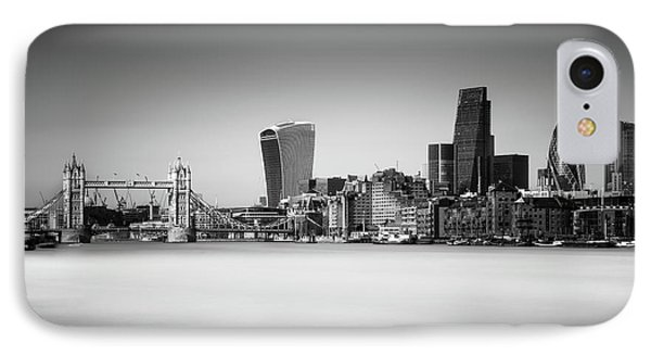 London Skyline IPhone Case by Ivo Kerssemakers