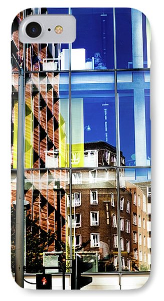 London Southwark Architecture 2 IPhone Case by Judi Saunders