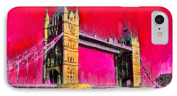 London Tower Bridge 10 - Pa IPhone Case