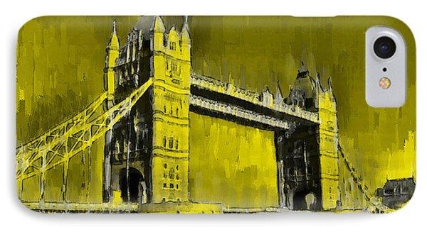 London Tower Bridge 16 - Da IPhone Case