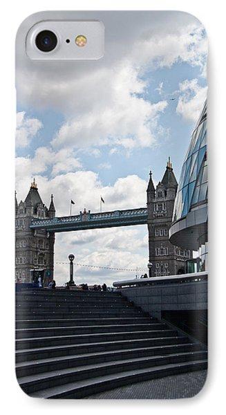 London Tower Bridge Phone Case by Dawn OConnor