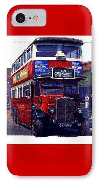 London Transport Renown IPhone Case