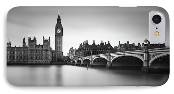 London, Westminster Bridge IPhone Case by Ivo Kerssemakers