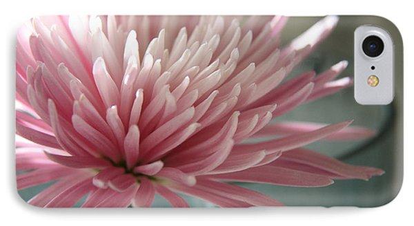 Lone Bloom IPhone Case by Lynn England