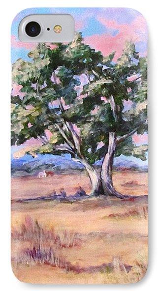 Lone Oak IPhone Case