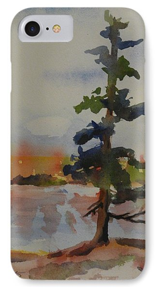 Lone Pine Phone Case by Heather Kertzer