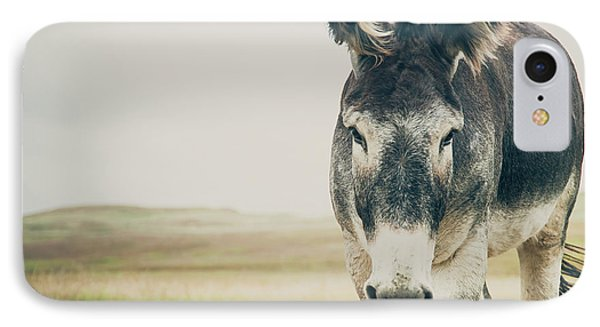 Lone Ranger IPhone Case by Cynthia Traun