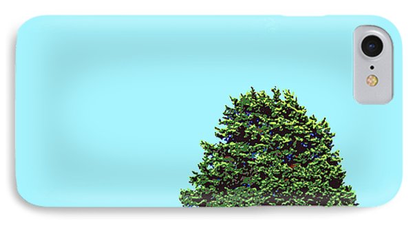 Lone Tree Phone Case by Dominic Piperata