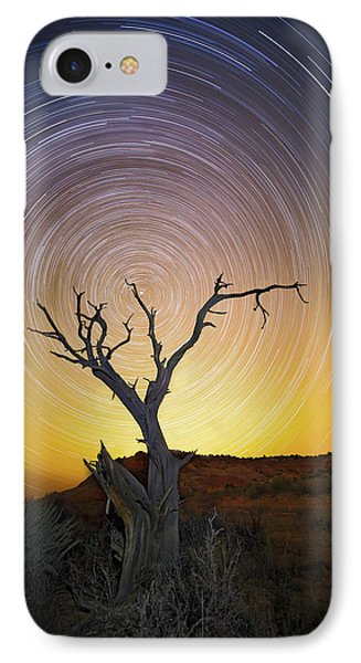 Lone Tree IPhone Case by Edgars Erglis