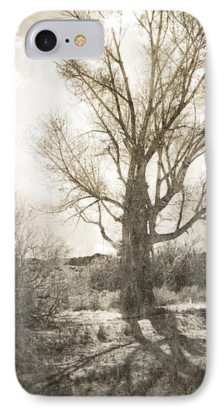 Lone Tree IPhone Case by Michele Cornelius