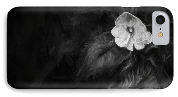 lonely 1 III IPhone Case by Jon Glaser