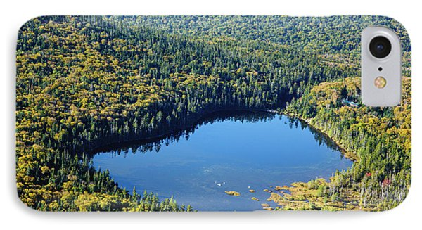 Lonesome Lake - White Mountains New Hampshire Usa Phone Case by Erin Paul Donovan