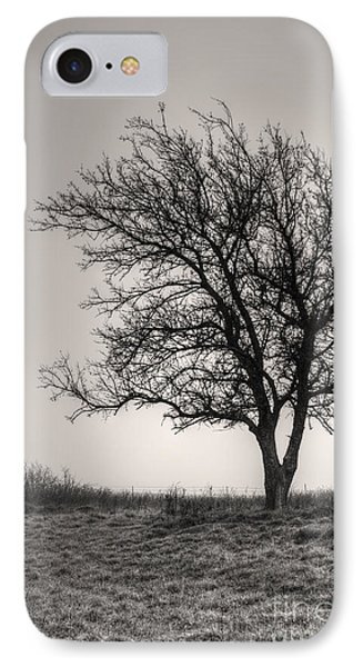 Lonesome Tree Phone Case by Tamyra Ayles